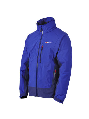 BERGHAUS MENS CARROCK GORE-TEX® JACKET Blue / Twilight Blue