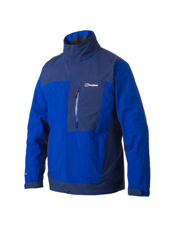BERGHAUS MENS ARISDALE 3-IN-1 GORE-TEX® JACKET Intense Blue / Twilight Blue
