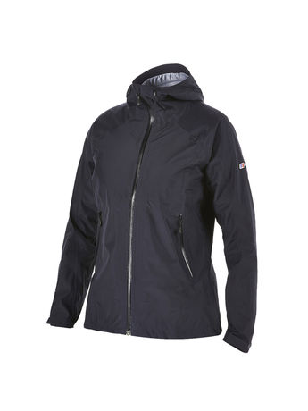 BERGHAUS WOMENS ELECTRA GORE-TEX® ACTIVE JACKET Blue Black