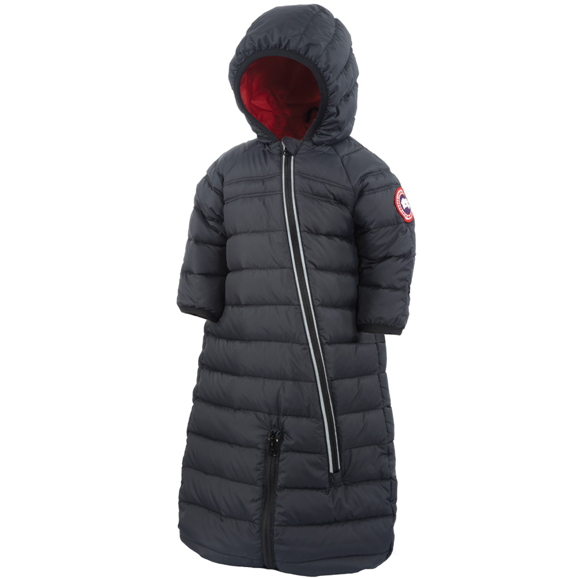 Canada Goose Infants [0M-12M] Bunny Bunting BLACK