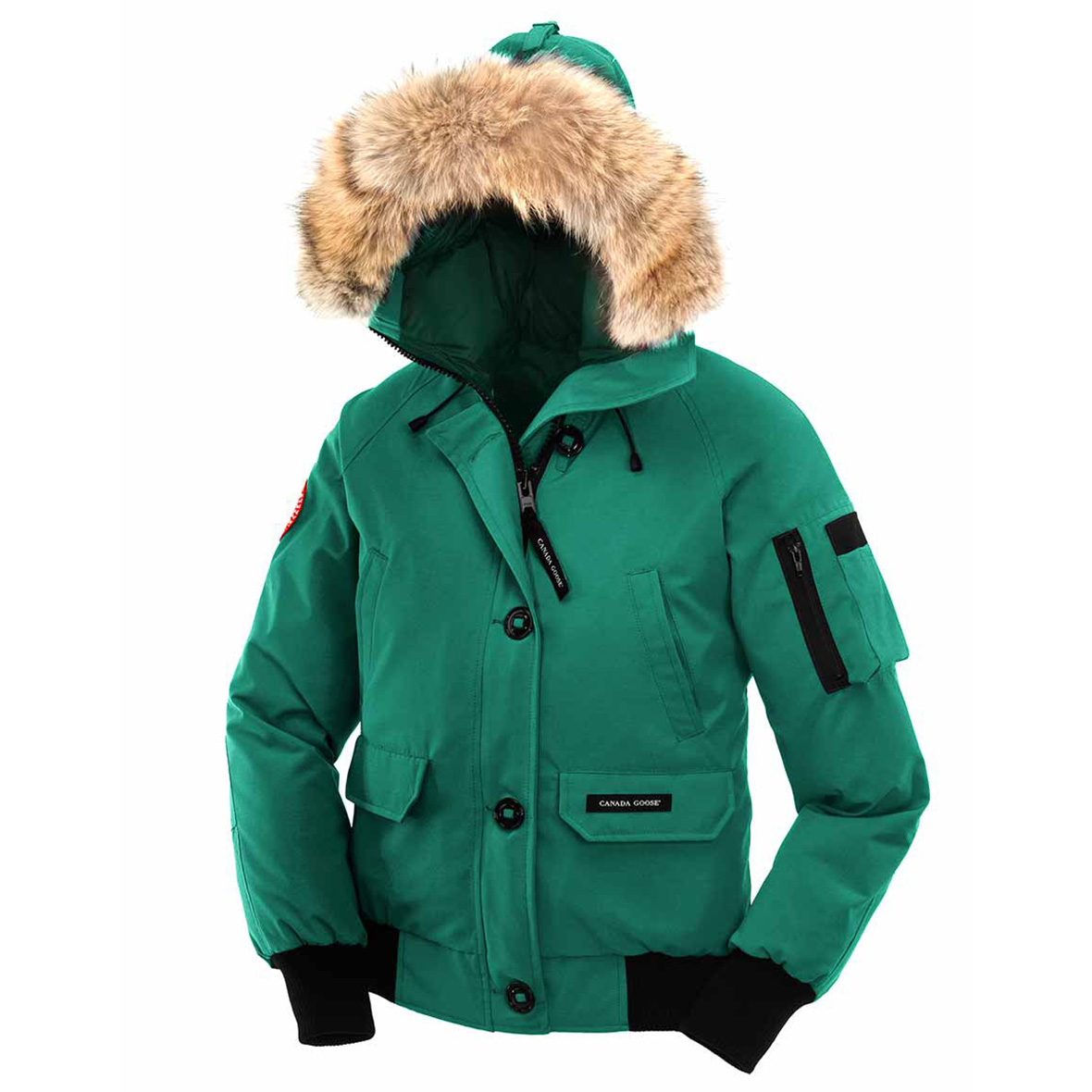 Canada Goose Chilliwack Bomber ARCTIC SURF For Women