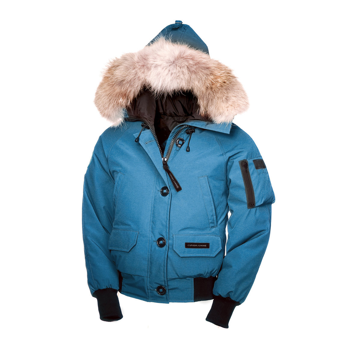 Canada Goose Chilliwack Bomber BLUE TOPAZ For Women