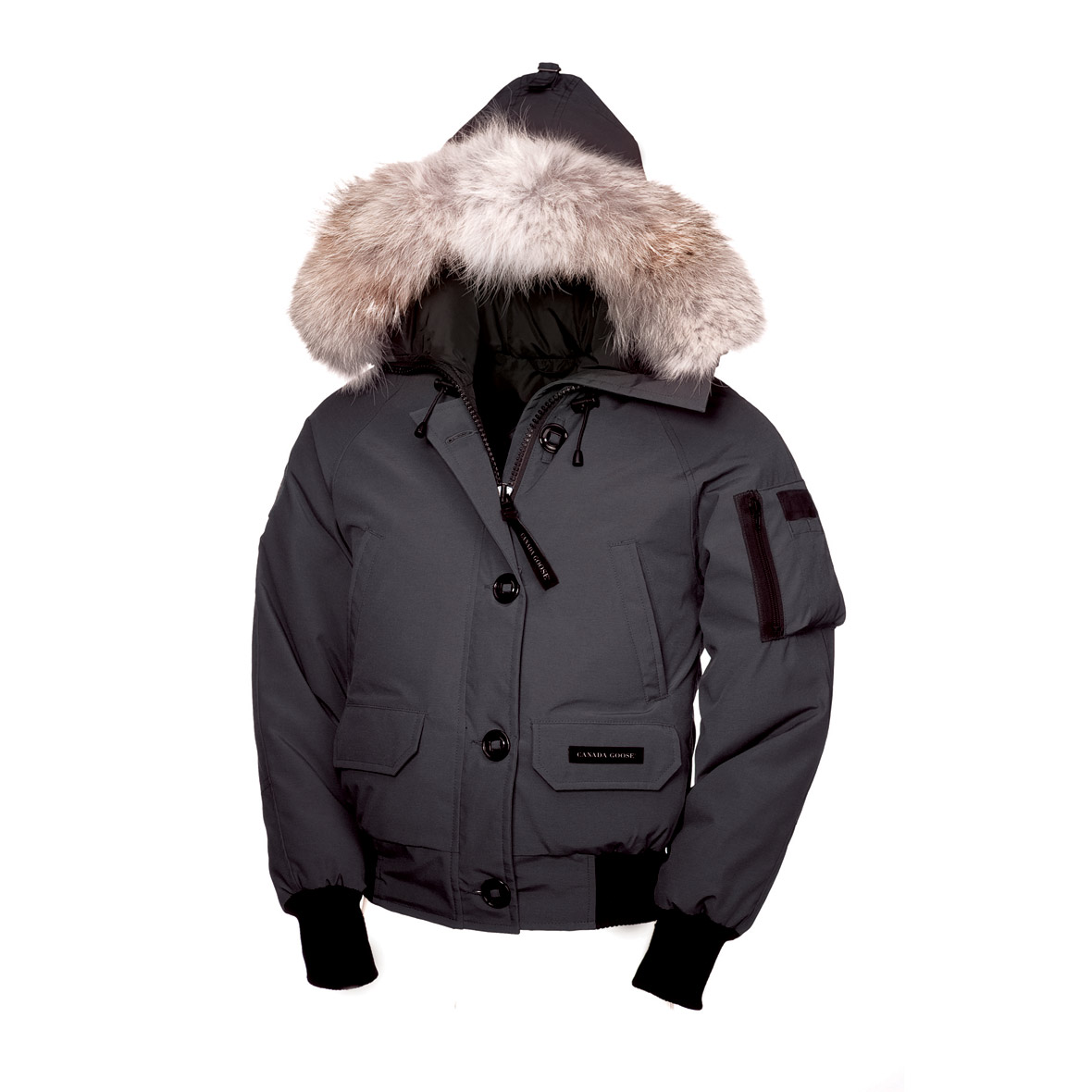 Canada Goose Chilliwack Bomber GRAPHITE For Women