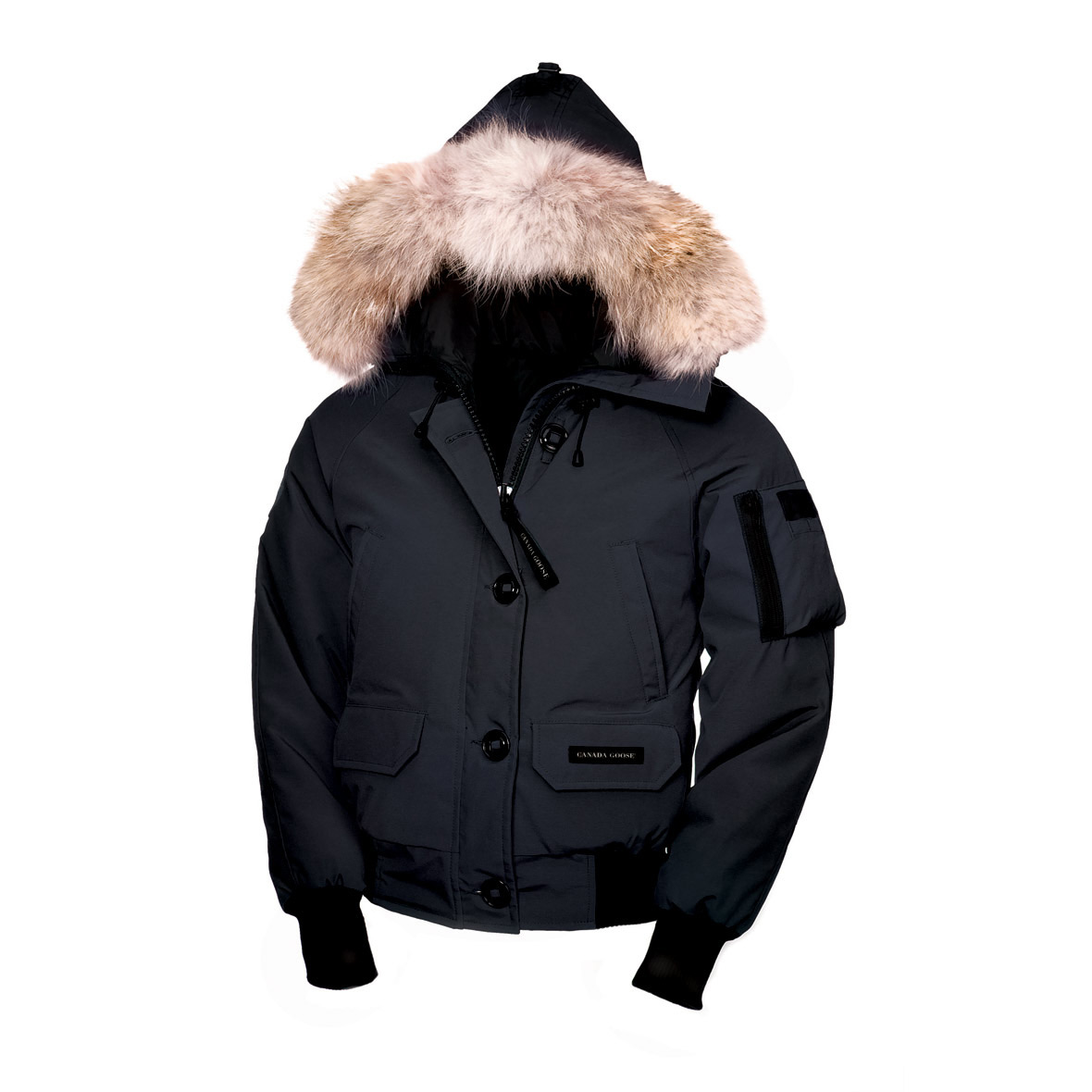 Canada Goose Chilliwack Bomber NAVY For Women