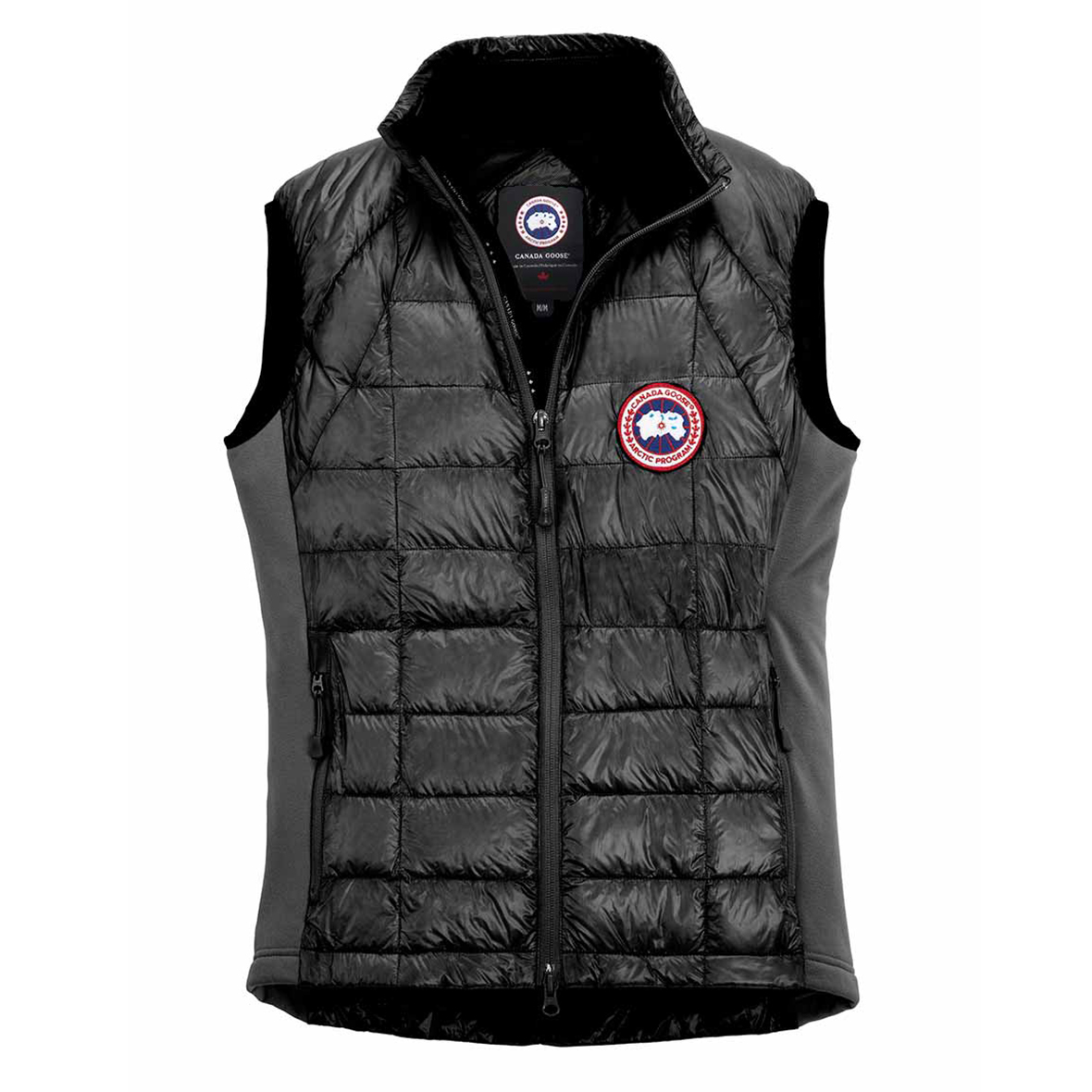 Canada Goose Hybridge Lite Vest BLACK For Women