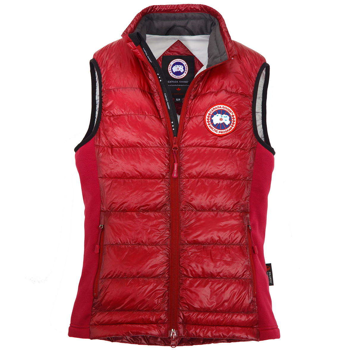 Canada Goose Hybridge Lite Vest RED For Women