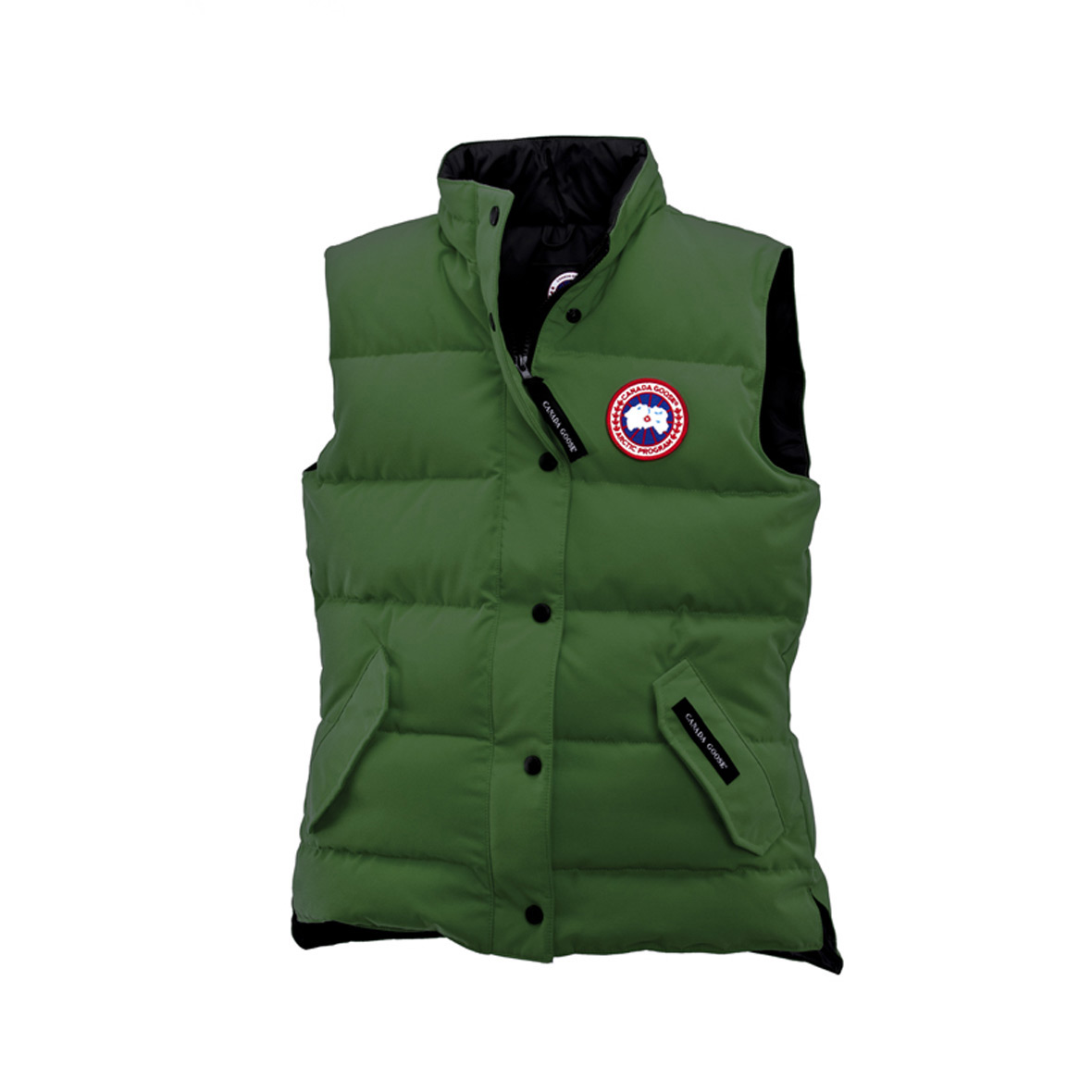 Canada Goose Freestyle Vest CELTIC GREEN For Women