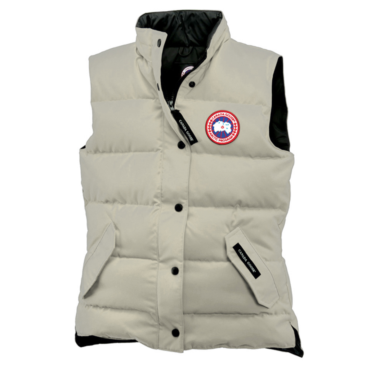 Canada Goose Freestyle Vest SAND For Women