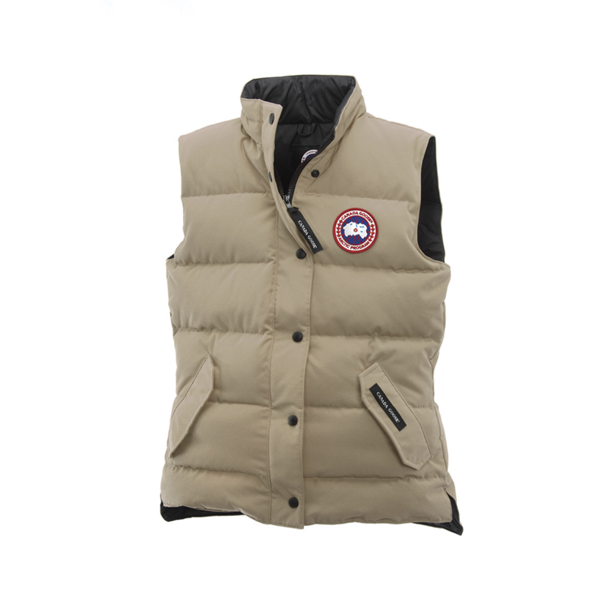 Canada Goose Freestyle Vest TAN For Women