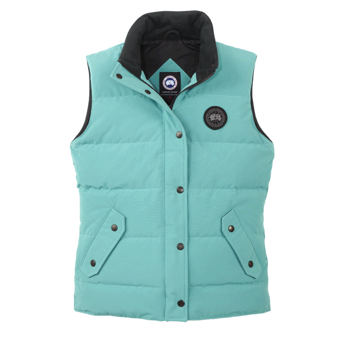 Canada Goose Granby Vest ARCTIC SURF For Women