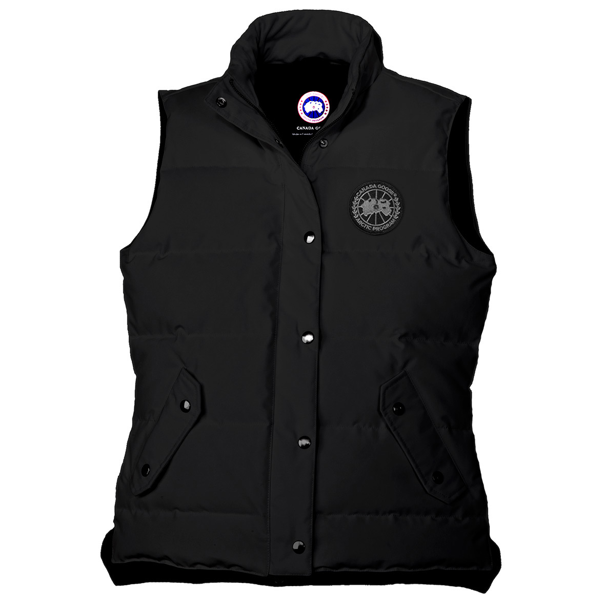 Canada Goose Granby Vest BLACK For Women