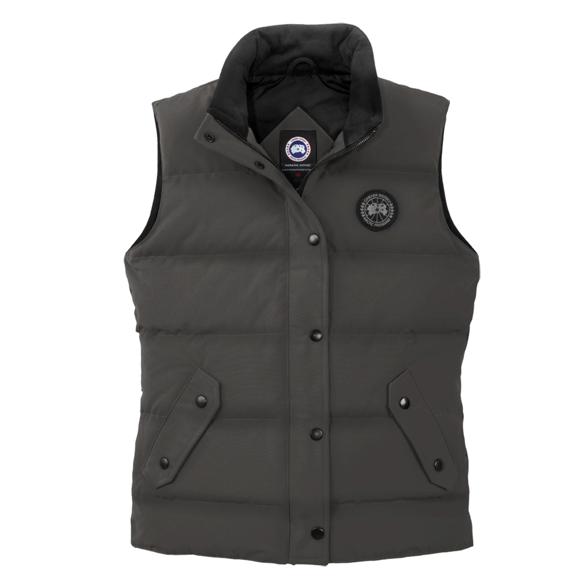 Canada Goose Granby Vest GRAPHITE For Women