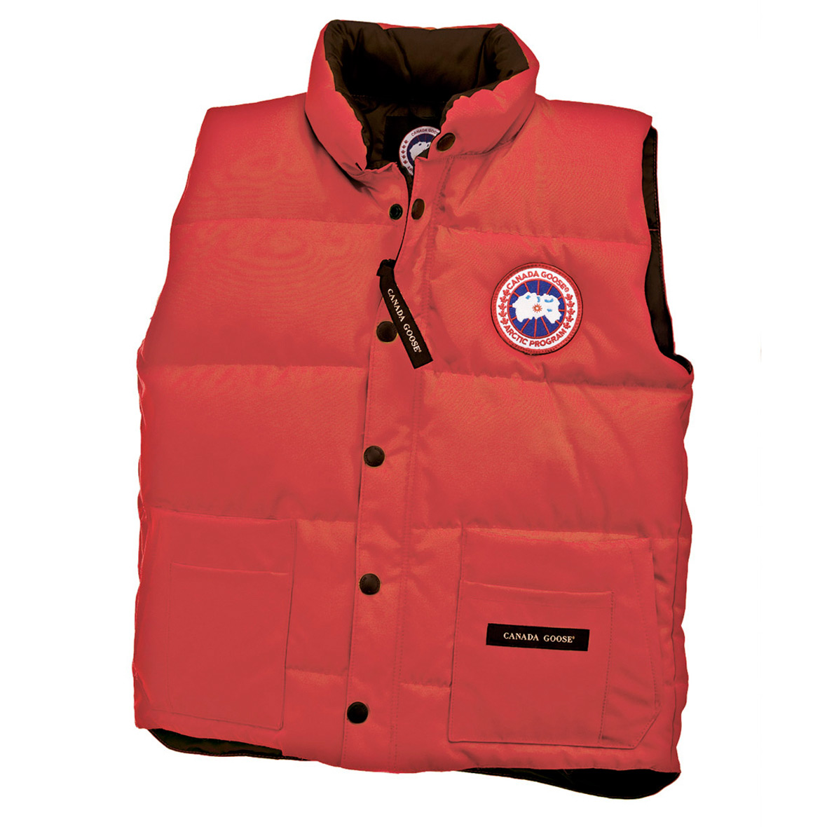 Canada Goose Freestyle Vest RED For Men