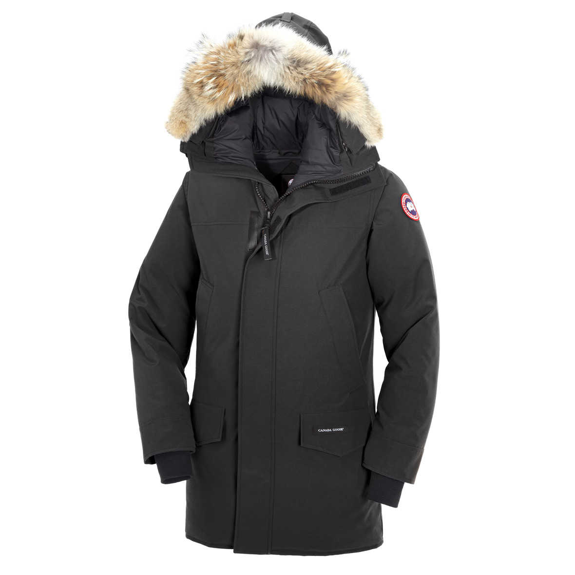 Canada Goose Langford Parka GRAPHITE For Men