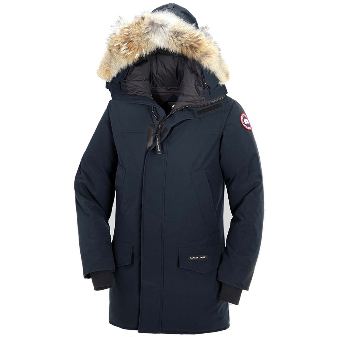 Canada Goose Langford Parka NAVY For Men