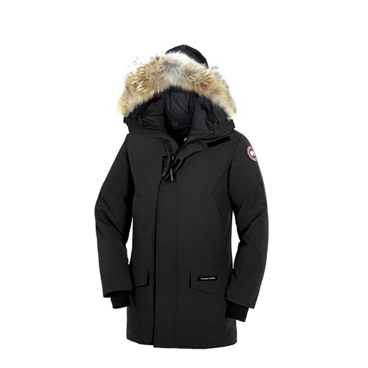 Canada Goose Langford Parka BLACK For Men