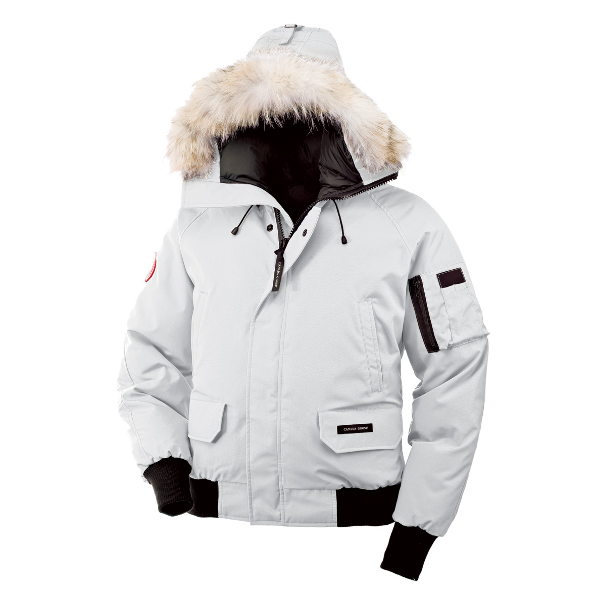 Canada Goose Chilliwack Bomber WHITE For Men