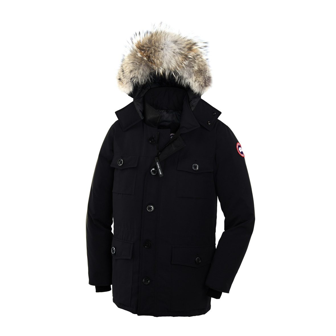 Canada Goose Banff Parka NAVY For Men