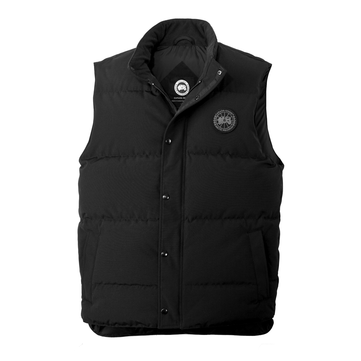 Canada Goose Granby Vest BLACK For Men