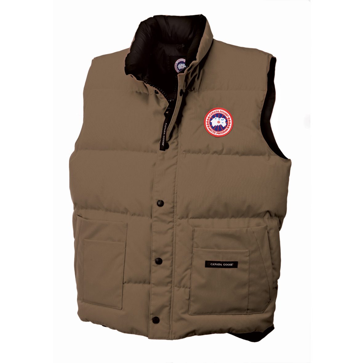 Canada Goose Freestyle Vest TAN For Men