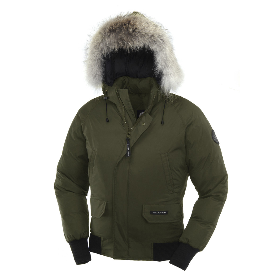 Canada Goose Yukon Bomber MILITARY GREEN For Men