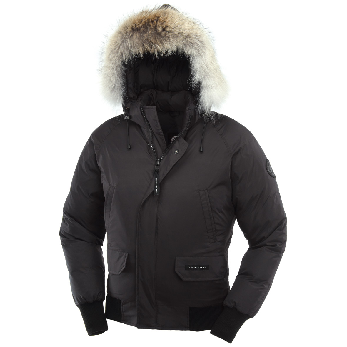 Canada Goose Yukon Bomber BLACK For Men