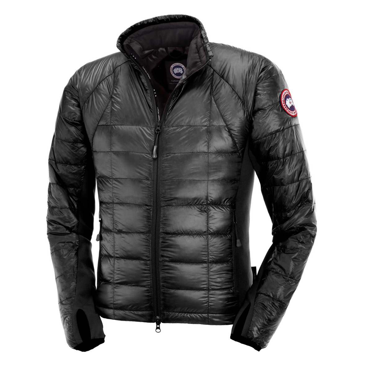 Canada Goose Lite Hybridge Jacket BLACK For Men