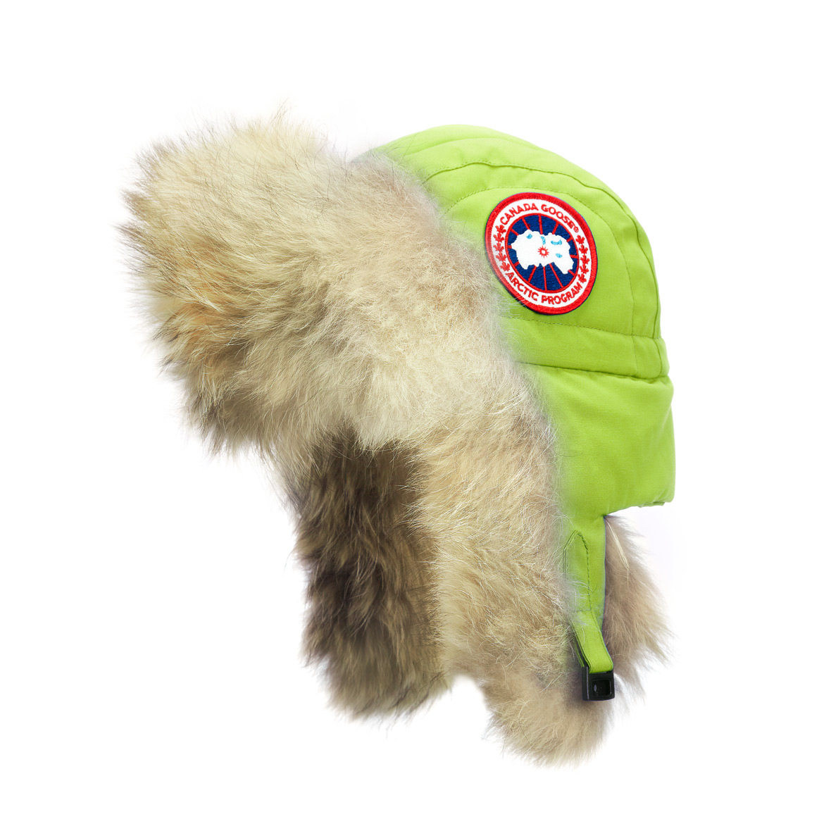 Canada Goose Unisex Aviator Hat AURORA GREEN For Men