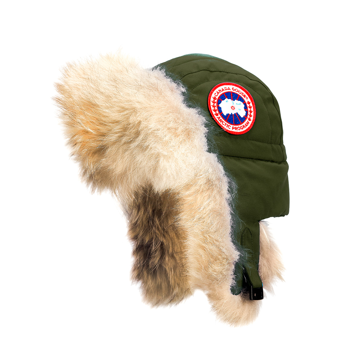 Canada Goose Unisex Aviator Hat FOREST GREEN For Men