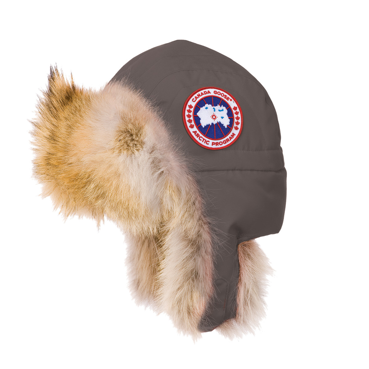 Canada Goose Unisex Aviator Hat MID GREY For Men