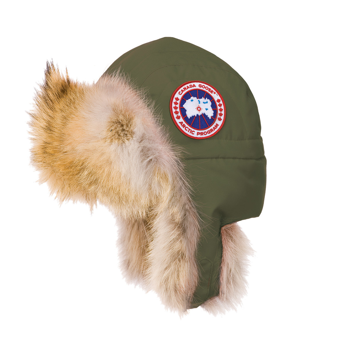Canada Goose Unisex Aviator Hat MILITARY GREEN For Men