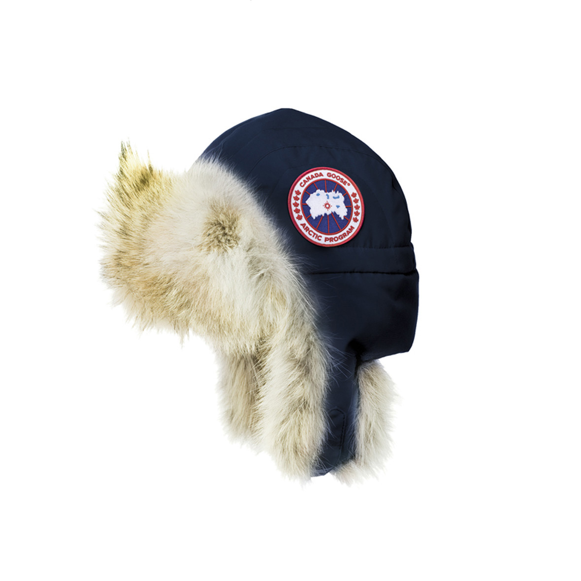Canada Goose Unisex Aviator Hat NAVY For Men