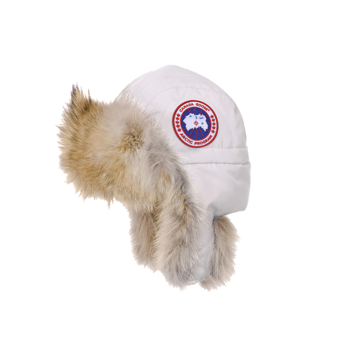 Canada Goose Unisex Aviator Hat LIGHT GREY For Men