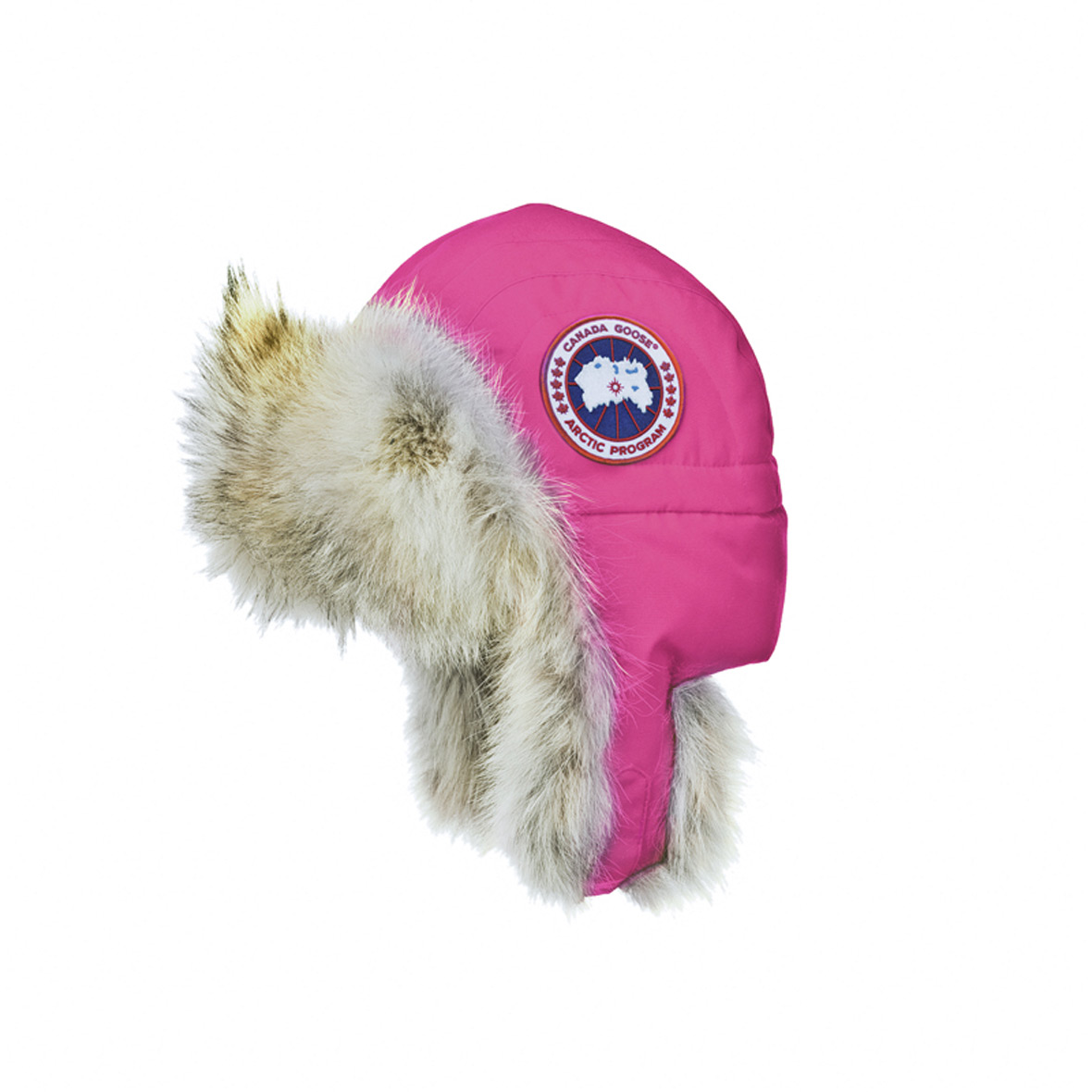 Canada Goose Unisex Aviator Hat SUMMIT PINK For Men