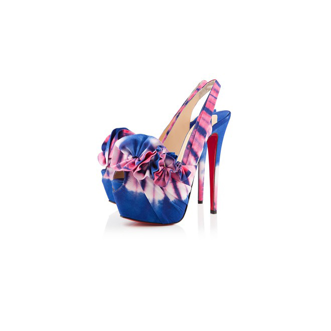 CHRISTIAN LOUBOUTIN HIGH BOUBOU