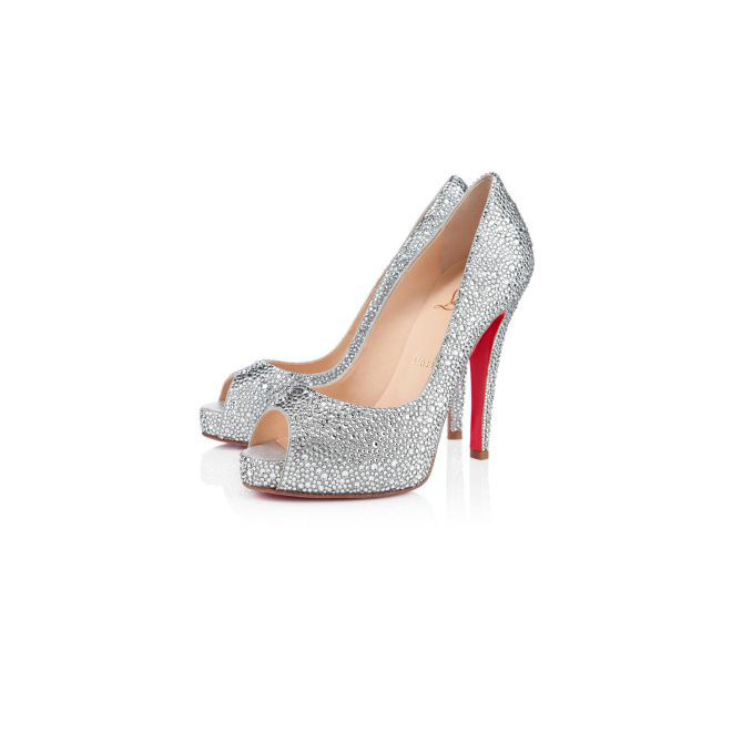 CHRISTIAN LOUBOUTIN VERY RICHE STRASS