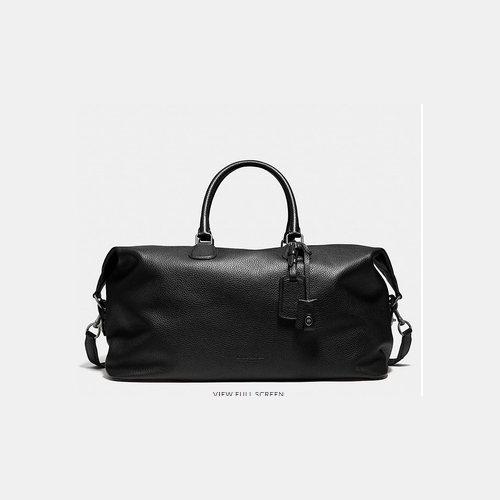 COACH EXPLORER bag 52 BLACK ANTIQUE NICKEL/BLACK