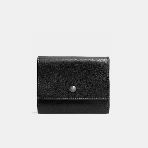 COACH COIN case BLACK