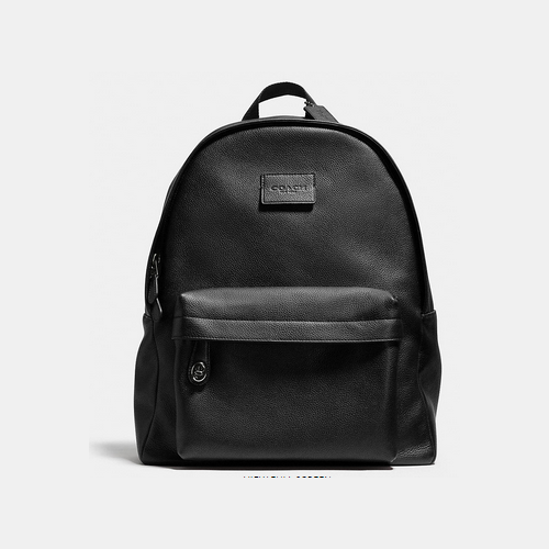 COACH CAMPUS backpack BLACK ANTIQUE NICKEL/BLACK