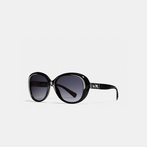 COACH CARTER sunglasses BLACK/BLACK MILITARY SIG C