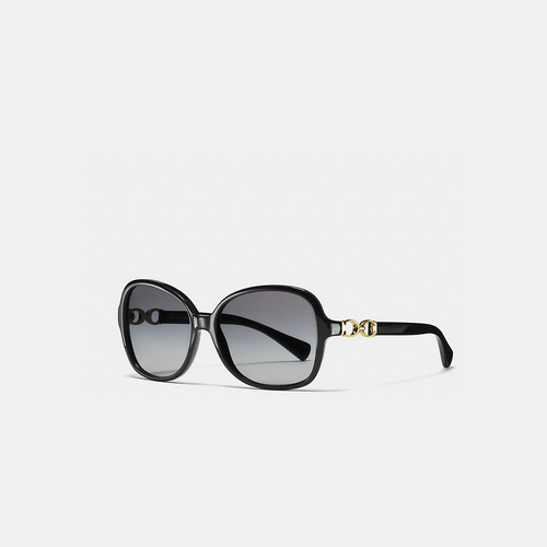 COACH COLE sunglasses BLACK