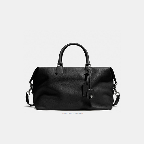 COACH EXPLORER bag BLACK ANTIQUE NICKEL/BLACK