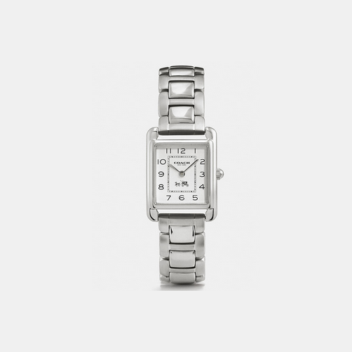 COACH PAGE stainless steel bracelet watch STAINLESS STEEL