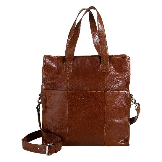 Cole Haan Merced Large Zip Top Tote Woodbury