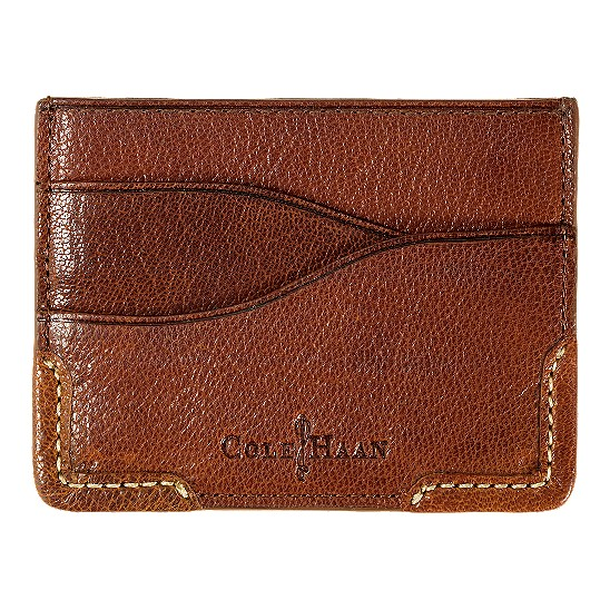 Cole Haan Merced Business Card Case Woodbury