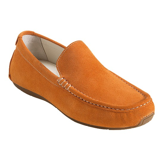 Cole Haan Air Somerset Venetian Burnt Orange Suede