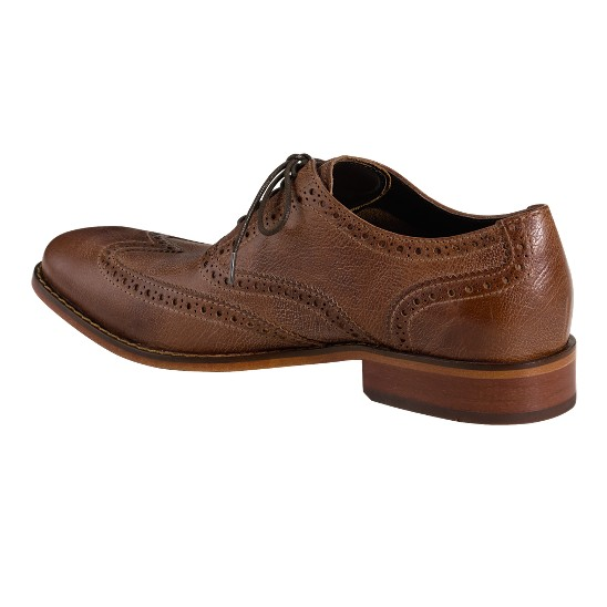 Cole Haan Air Colton Casual Wingtip Brown