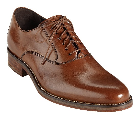 Cole Haan Air Madison Plain Oxford British Tan