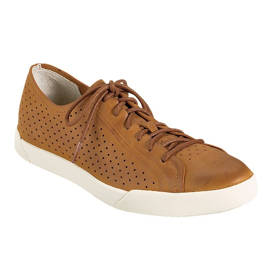 Cole Haan Air Jasper Perf Oxford Camel