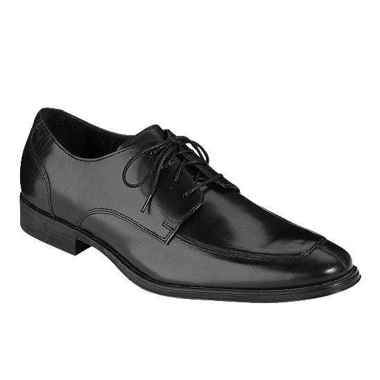 Cole Haan Air Adams Split Toe Oxford Black